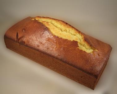 cake levé tranche